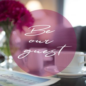 Be our guest image for the why choose our hotel section on the lodging page of the gould hotel website