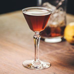 crimson cocktail image